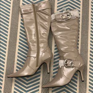 Hot Chinese Laundry Taupe boots!! Sz 10  NWOT